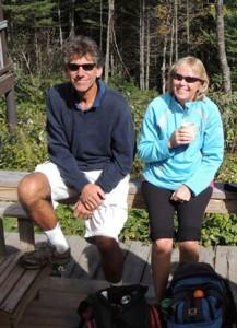 Susan and Nick Preston