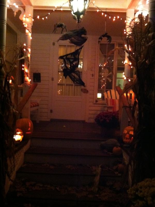 Halloween at MTN Fare